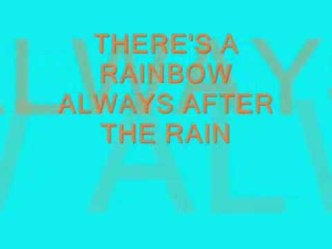 South Border - Rainbow Lyrics By Shamae