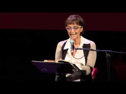 Ad alta voce 2012 - Angela Malfitano legge al Teatro Verdi, Cesena 11 ottobre