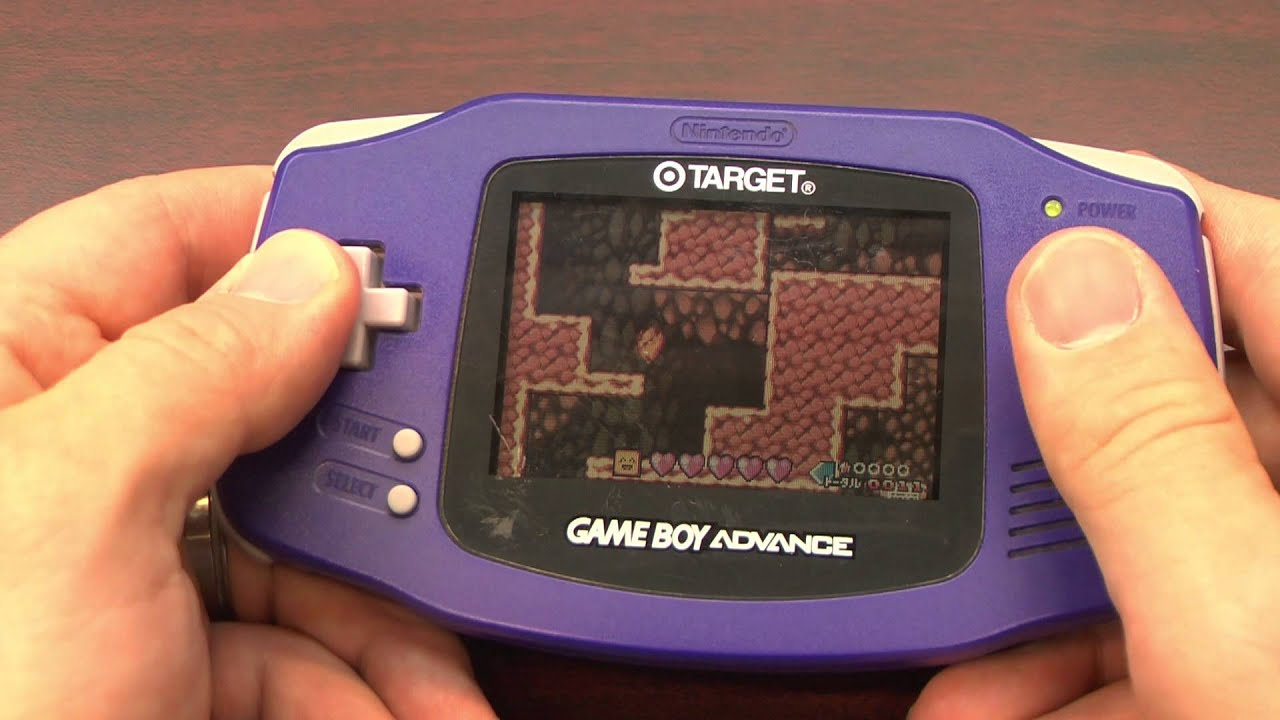 Nintendo game boy color youtube - Classic Game Room Nintendo Game Boy Advance Review Model Agb 001 Youtube