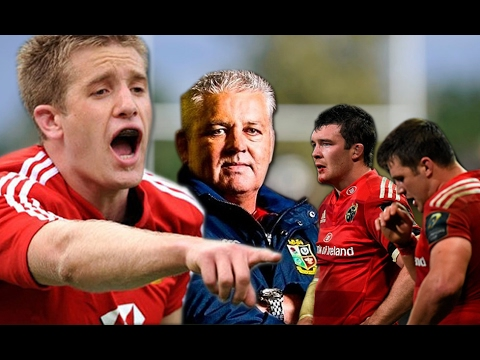 VIDEO: Luke Fitzgerald reveals his Lions squad and there are some notable absentees