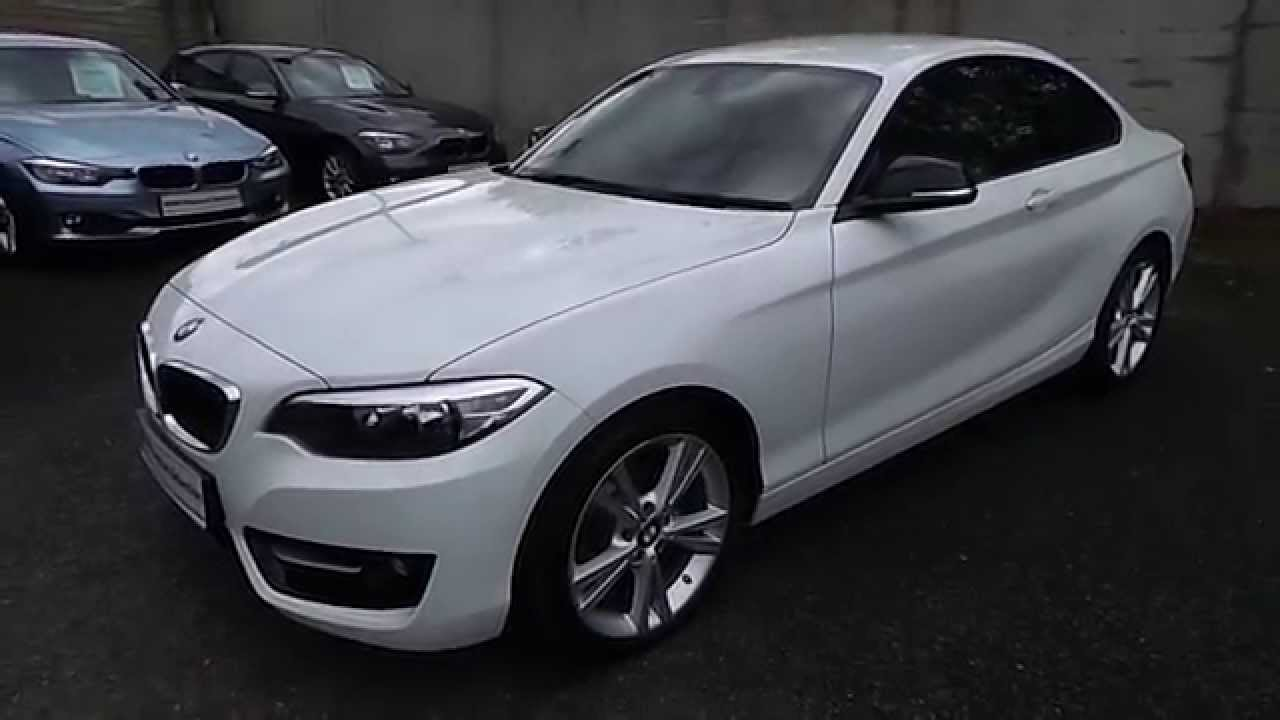 151d5317 151d5317 bmw 218d sport coupe youtube. Black Bedroom Furniture Sets. Home Design Ideas