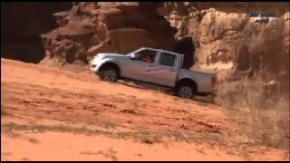 Great Wall Wingle 5 Test Drive - Wadi Rum, Jordan