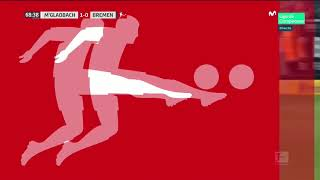Borussia M'gladbach vs Werder Bremen Highlights and Full Match