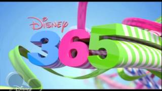 Disney Channel Russia Continuity 12.06.14
