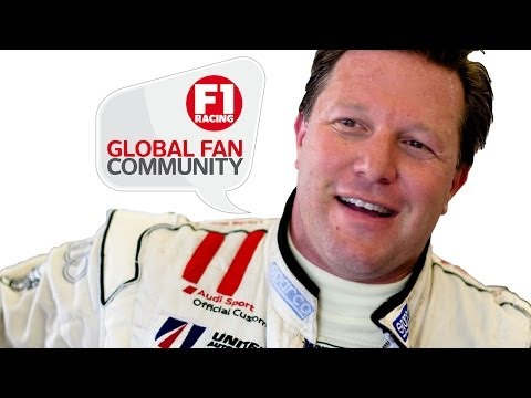 Zak Brown on F1 and motor sports...