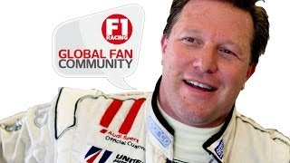 Zak Brown on F1 and motor sports sponsorship