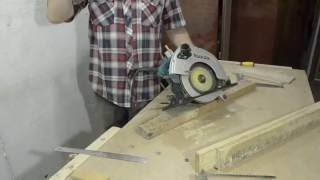 видео Столярное ремесло с Александром Климовым -