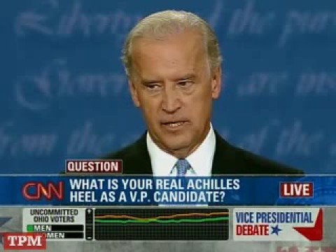 Biden Chokes Up Recalling His Family