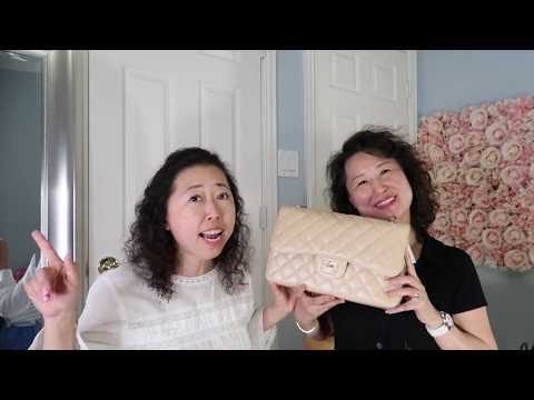 Oops! She did it again | Unboxing | Chanel 19s Iridescent Beige Jumbo