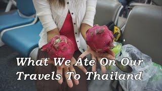 Eating Raw Food On A Move: What We Ate As A Family On Our Travels