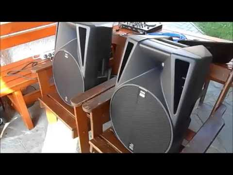 DJ George Handle - Opera 915 DX Test :-)