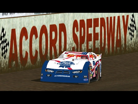 Dirt Late Models @ Accord Speedway (CFTM Race 4 of 12) | NR2003 LIVE STREAM EP116