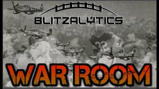 WAR ROOM | 2021 NFL Draft | Blitzalytics Scouting