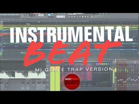 INSTRUMENTAL TRAP |  J Balvin- Mi Gente...