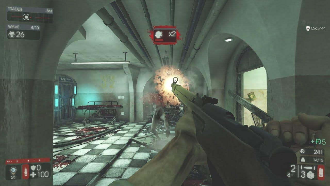 Killing Floor 2 Hell On Earth Sanitarium Solo Sharpshooter W King Fp Youtube