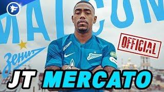OFFICIEL : Malcom quitte le Barça pour le Zénit contre 40 M euros | Journal du Mercato