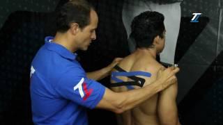 Target Tape - Corrección postural espalda