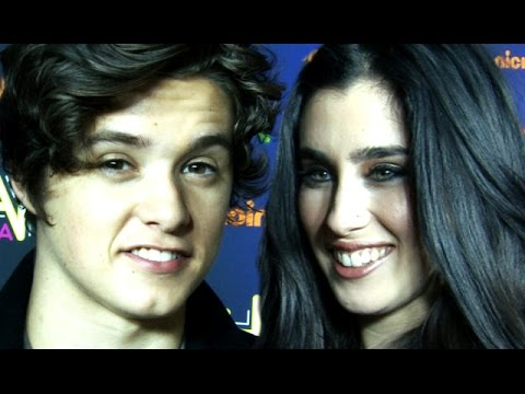 Fifth Harmony & The Vamps: Lauren & Brad React To Dating Rumors