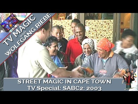 Street Magic in Cape Town TV Special: Jun 2004:  : TV Magici