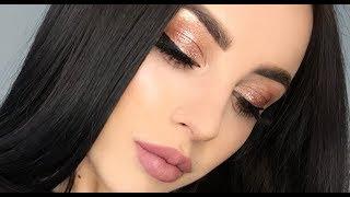видео Как сделать нежный макияж?
