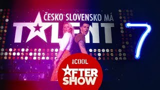 AFTER SHOW #7 – ČESKO SLOVENSKO MÁ TALENT 2019