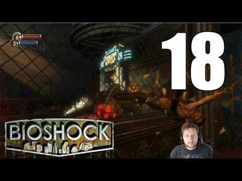 BioShock Remastered - Let's Play Part 18: The EMP Bomb