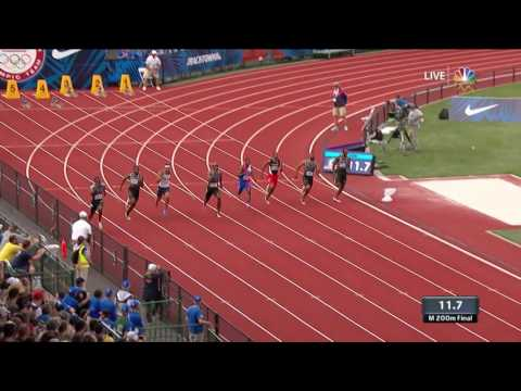 Olympic Track and Field Trials | Gatlin, Merritt, Webb Heading To Rio In Men