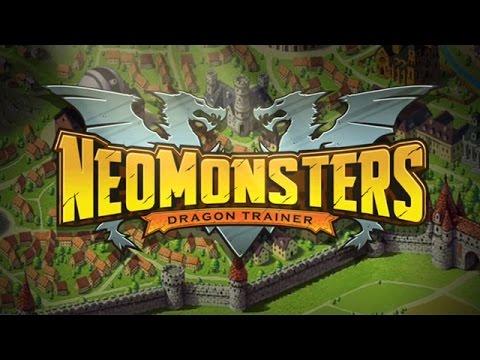 Neo Monsters iOS Gameplay HD