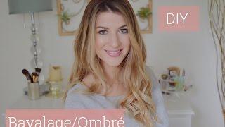 EASY DIY OMBRE/BAYALAGE | FOOLPROOF!