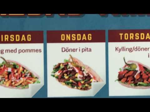 Bislett Kebab House beste reklame