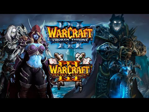 Warcraft III: Reign of Chaos - Архимонд, Архимаг, Архивсё