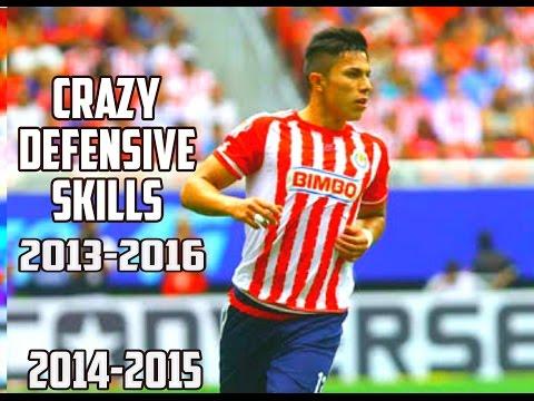 Carlos Salcedo ★El Titan★Crazy Defensive Skills