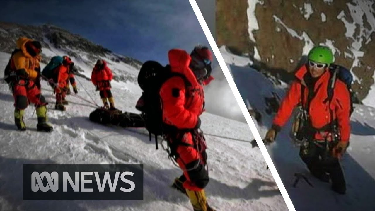 'Mountain doesn't forgive': Aussie's Everest dream almost cost his life, says guide | ABC News