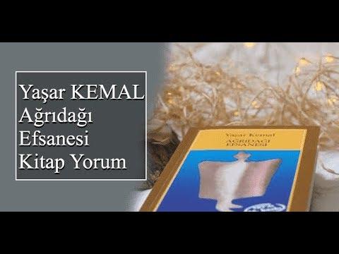 Ağrıdağı Efsanesi - Yaşar Kemal (Kitap Yorum)