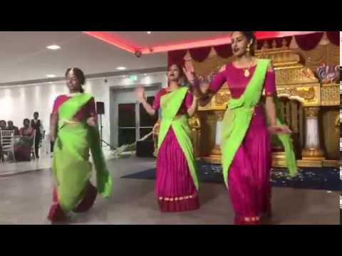 tamil dance performance 2018