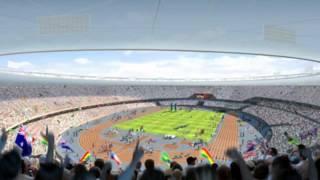 Designing Olympic Stadium
