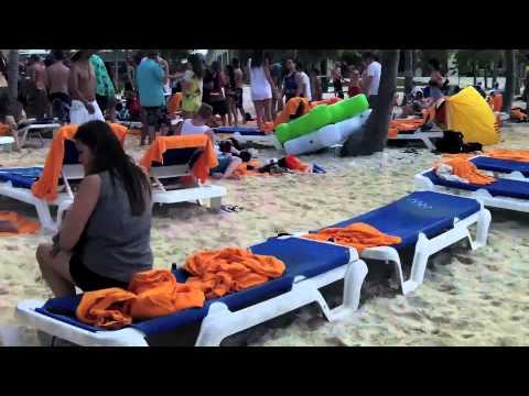 Disclosure HolyShip!!! 2014 private island beach party