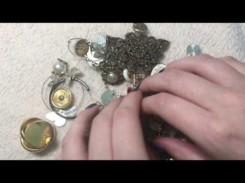 ASMR Vintage Jewellery Haul #2