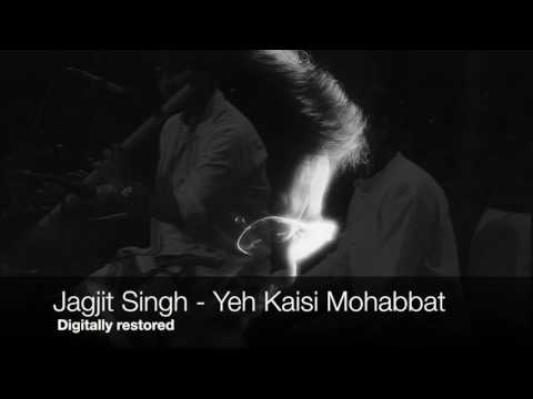 Jagjit Singh - Yeh Kaisi Mohabbat - Live In Concert