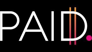 Rise PAID- Short logo reveal
