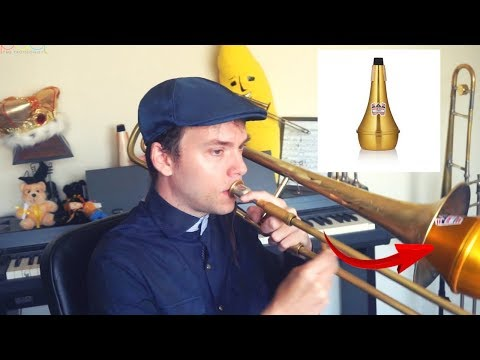 [On A Gold Mute] Taylor Swift New Years Day Trombone & Piano Version