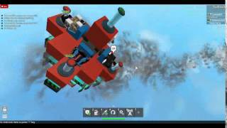 ROBLOX: Indian Paintbrush Missile Test