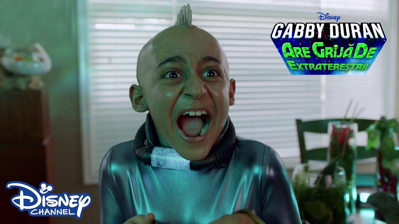 👽 Extraterestru pierdut | Gabby Duran Are Grijă De Extratereștri | Disney Channel România