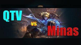 BM.QTV vs SF5.Minas kèo Ezreal [17.4.2015]