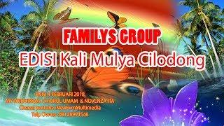 LIVE FAMILYS  GROUP KALIMULIA CILODONG KOTA DEPOK