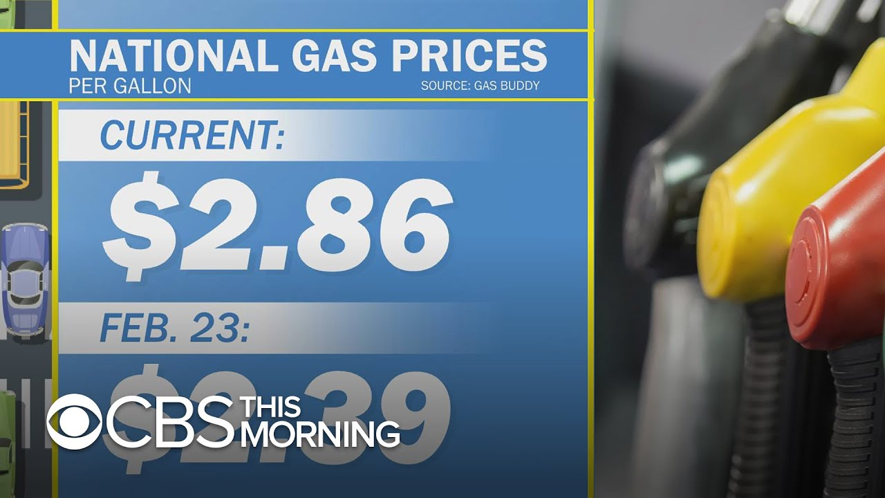 Memorial Day weekend travel: Gas prices up, but rental car and hotel costs down