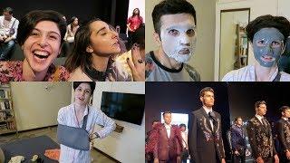 VLOG || Fashion Week, Spa Sunday & More!