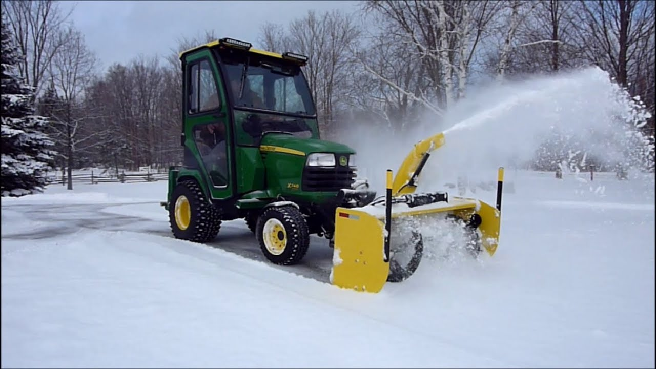 400ft Driveway - How do I plow the snow? - Bogleheads org