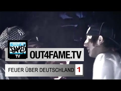 Team Stuttgart vs. Team Bielefeld - Feuer über Deutschland 1 (hosted by Kool Savas)