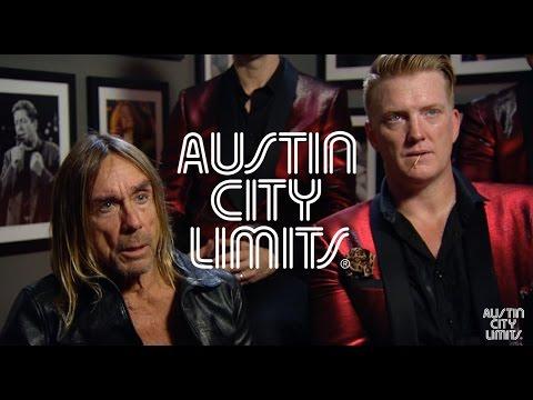 Austin City Limits Interview with Iggy Pop
